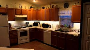 kitchen color temperature in pleasing kitchen under cabinet lights