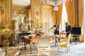 bureau en l file palais de l elysée bureau du président journées du
