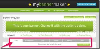 banner design generator banner maker online daway dabrowa co