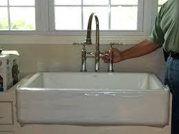 kitchen faucets for farmhouse sinks sinks ponticello bridge lavatory faucet kitchen columbia bridge