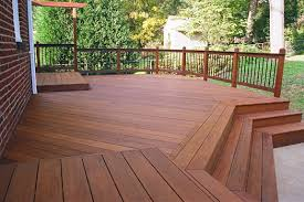 ipe decking vs cedar decking thompson mahogany
