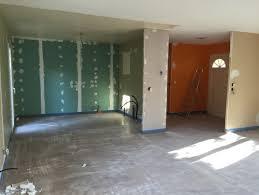 idee mur cuisine idee couleur mur cuisine pièce à vivre