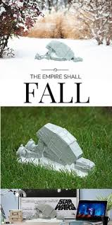 wars fallen at at lawn ornament rumor an empire not yet