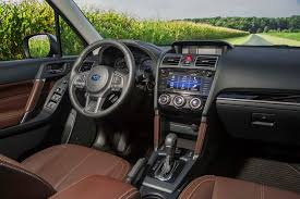 subaru outback interior 2017 2017 subaru forester reviews and rating motor trend