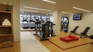 sheraton hotel fitness room oglesby design