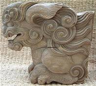 japanese guard dog statues shishi lion protector in japanese buddhism and shintoism