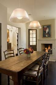 Fun With Farm Tables Ideas  Inspiration Farmhouse Style Art - Dining room farm tables
