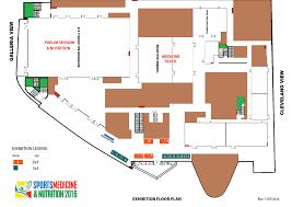 Exhibition Floor Plan Otc Abu Dhabi 2016