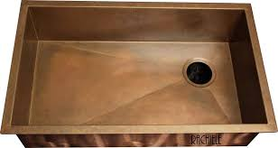 Clearance Prices On Copper Sinks And Stainless Sinks Made In The USA - Cooper kitchen sink