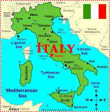 map of italy images italy enchantedlearning