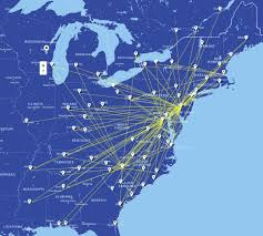 Southeast Wisconsin Map by American Eagle Air Wisconsin World Airline News