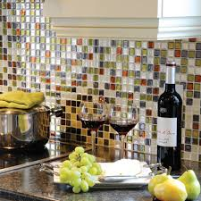 easy to clean kitchen backsplash wow wish i would known 3d gel like tiles that are peel