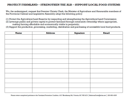 help organize in your community farmland protection coalition