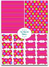 polka dots fun stuff to do