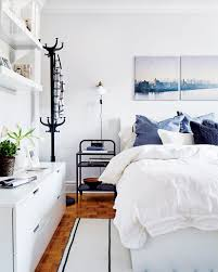 a cool bedroom makeover that mixes masculine and feminine elements