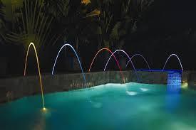 led swimming pool lights inground pentair laminar fountains inground pool lights