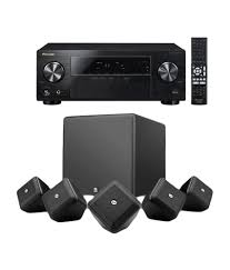 pioneer home theater receiver buy pioneer vsx 329 receiver with boston acoustics soundware xs s