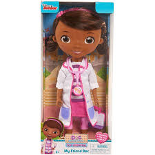 disney doc mcstuffins friend doc doll walmart