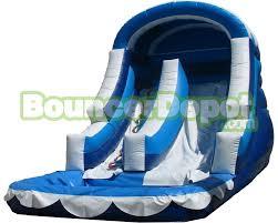 Backyard Water Slide Inflatable by Backyard Water Slides 18 Ft Front Load Backyard Water Slides