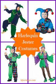 Harlequin Honey Halloween Costume Harlequin Jester Costumes Mardi Gras