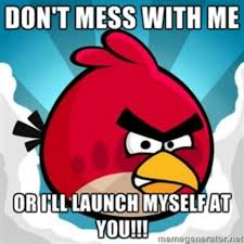 Angry Birds Meme - angry birds meme 2 by chrissiannie on deviantart