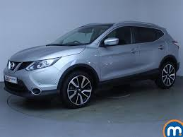 nissan qashqai in usa used nissan qashqai automatic for sale motors co uk
