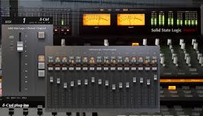 Streamlined Studio Solid State Logic Announce New Matrix δelta Software Upgrade