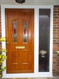 Plastic Front Door by The Difference Between Composite And Upvc Doors