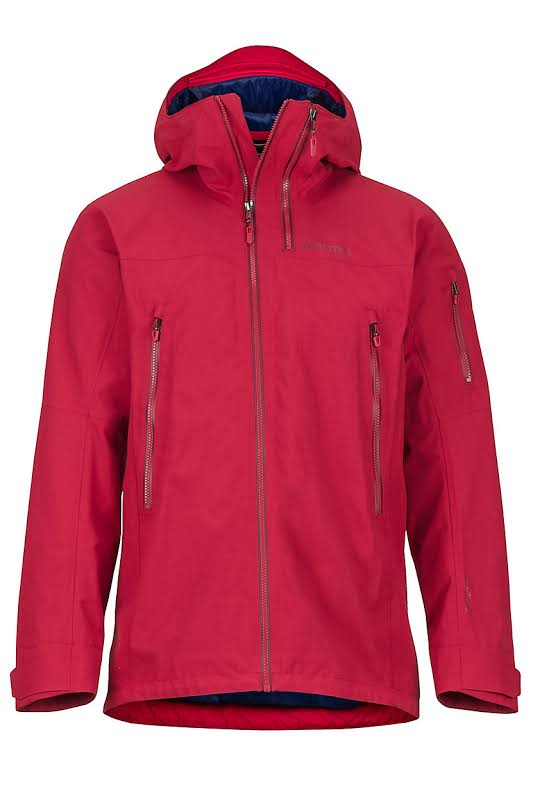 Marmot Freerider Jacket Sienna Red S 74800-6005-S