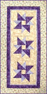 table runner pattern wall hanging quilt pattern twisted star
