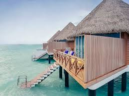 House Over Water Hotel In Kooddoo Island Mercure Maldives Kooddoo Resort
