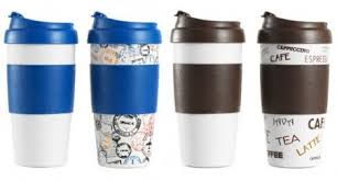 4 design for living travel coffee mugs today only 15
