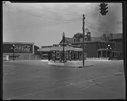 gulf refining company gas station 600 west main service station