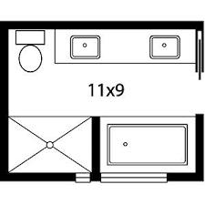 bathroom layout planner 5 x bathroom floor plan inspiring design