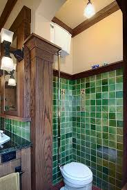 Craftsman Style Bathroom Fixtures What A Difference Millwork Makes Space Photos Columns And