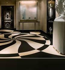 black and white marble flooring designs ideas for living room