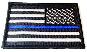 Why Is The American Flag Backwards On Uniforms Amazon Com Reversed Tactical Police Law Enforcement Thin Blue
