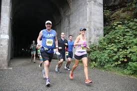 tunnel light marathon 2018 light at the end of the tunnel marathon seattle green lake