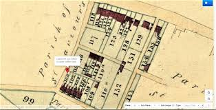 York England Map by Yorkshire Tithe Maps Find Out More About Your Yorkshire Ancestors