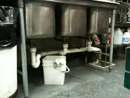 Grease Trap For Kitchen Sink Restaurant Grease Trap Install Terry Plumbing Remodel