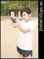 hongkong short hair style mandy wong chi man 黃智雯 hong kong female artists afspot forum