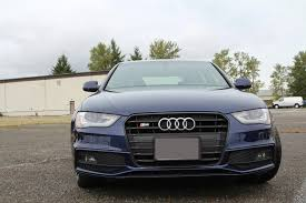 slammed audi s4 my estoril blue b8 5 s4 with black optics i love it more every