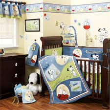 Snoopy Nursery Decor Snoopy Baby Bedding Nursery Vine Dine King Bed