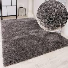 teppich 300x300 shaggy teppich hochflor langflor leicht meliert qualitativ u