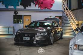 slammed audi a6 edge automotive slam sanctuary