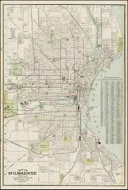 Map Of Ohio And Indiana by Map Of Milwaukee Barry Lawrence Ruderman Antique Maps Inc