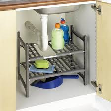 Bathroom Under Sink Storage Ideas by Under The Sink Storage Solutions Storage Ideas
