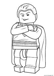 lego draco malfoy harry potter coloring pages printable