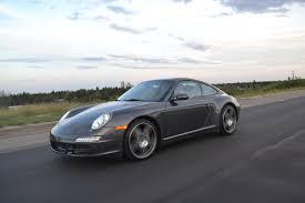 porsche carrera 2008 2008 porsche 911 c4s coupe 55k miles grey black carrera 4s 38k