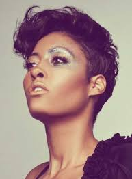 52 best short hairstyles for black women images on pinterest